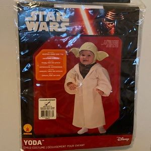Rubie's Star Wars Yoda Costume